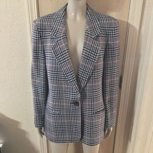 🧥🆕 Pendleton Vtg Double Breasted Wool Blazer🧥